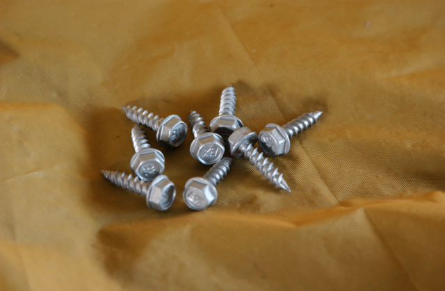 Tek Screws 20mm 0100 5/16 10-12 Stitching