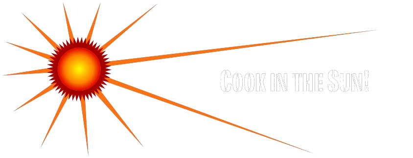 Cook in the Sun Solar Cooker Header Global Sun Oven ®