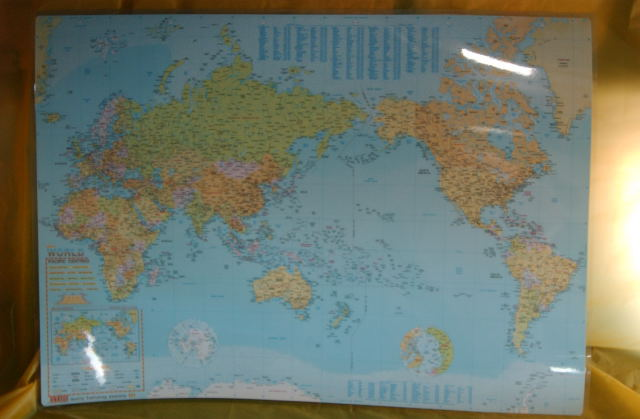 World Map Large