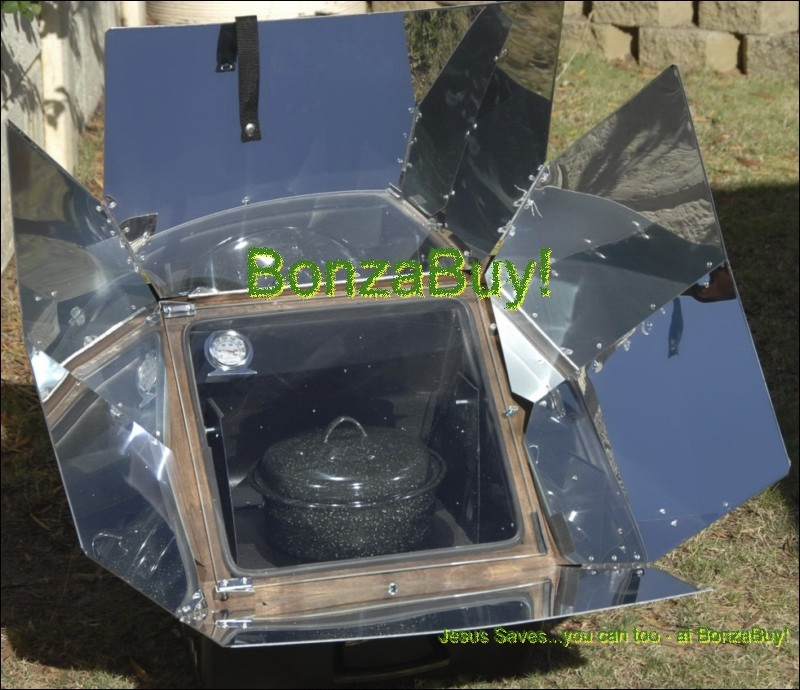 solar powered oven designs. z Roasting Pot 4 Liter with